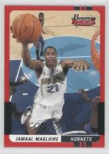 2004-05 Bowman Signature #44 Jamaal Magloire New Orleans Hornets Pelicans Card