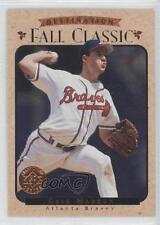 1995 SP Championship Series Destination Fall Classic 7 Greg Maddux Baseball Card