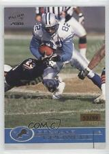 2001 Pacific Hobby LTD #147 Germane Crowell Detroit Lions Football Card