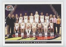 2006-07 Rittenhouse WNBA #41 Phoenix Mercury (WNBA) Team Basketball Card