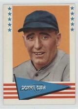 1961 Fleer Baseball Greats #96 Donnie Bush Detroit Tigers Donie Owen Rookie Card