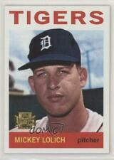 2001 Topps Archives #46 Mickey Lolich Detroit Tigers Baseball Card