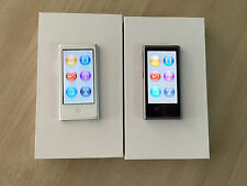 Apple iPod Nano 7th Generation Silver Space Gray (16GB) (Latest Model) BUNDLES