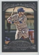 2012 Topps Gypsy Queen Blue #76 Mike Napoli Texas Rangers Baseball Card