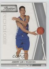 2010-11 Prestige #210 Jeremy Lin Golden State Warriors RC Rookie Basketball Card