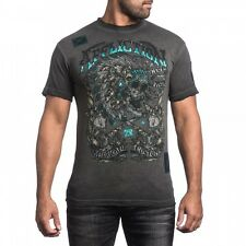 AFFLICTION Apache Freedom American Customs Men's T Shirt A13328