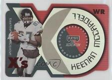 2000 Playoff Momentum X's 44 Keenan McCardell Jacksonville Jaguars Football Card