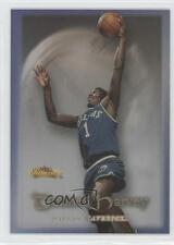 2000-01 Fleer Showcase #112 Donnell Harvey Dallas Mavericks RC Basketball Card