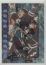 1995 Fleer Ultra #388 Paul Kariya Anaheim Ducks (Mighty of Anaheim) Hockey Card