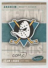 2005-06 Parkhurst #531 Anaheim Mighty Ducks (Mighty of Anaheim) Team Hockey Card