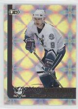 2001-02 Pacific Heads Up #1 Paul Kariya Anaheim Ducks (Mighty of Anaheim) Card