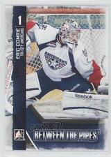 2013-14 In the Game Between Pipes #48 Eric Comrie Tri-City Americans (WHL) Card