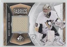 2009 SP Game Used Edition Authentic Fabrics #AF-MF Marc-Andre Fleury Hockey Card