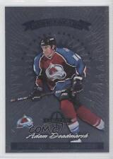 1997-98 Donruss Limited #95 Adam Deadmarsh Colorado Avalanche Hockey Card