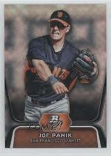 2012 Bowman Platinum Prospects X-Fractor #BPP32 Joe Panik San Francisco Giants
