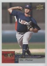 2009 Upper Deck USA 18U National Team #18U-JB Jake Barrett (National Team) Card