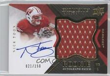 2012 Exquisite Collection #142 Nick Toon New Orleans Saints Wisconsin Badgers
