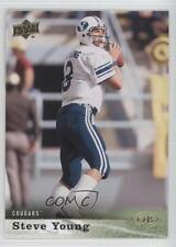 2013 Upper Deck #5 Steve Young Brigham (BYU) Cougars Football Card