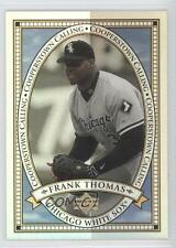 2000 Upper Deck Cooperstown Calling #CC14 Frank Thomas Chicago White Sox Card