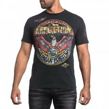 AFFLICTION Built For Speed American Customs Men's T Shirt A13196