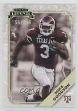 2009 Press Pass Legends Silver Holofoil #47 Mike Goodson Texas A&M Aggies Card