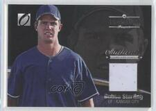2012 Onyx Platinum Prospects Game-Used Materials #PPGU19 Bubba Starling Card