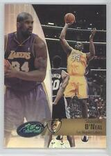 2002-03 eTopps #1 Shaquille O'Neal Los Angeles Lakers Basketball Card