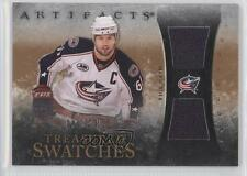 2010-11 Upper Deck Artifacts Treasured Swatches #TS-RN Rick Nash Hockey Card