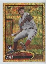 2012 Topps Update Series Golden Moments #US213 Trevor Bauer Arizona Diamondbacks