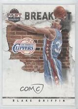 2011-12 Past & Present Breakout #1 Blake Griffin Los Angeles Clippers Card