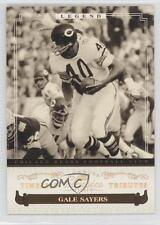 2006 Donruss Classics Timeless Tributes #241 Gale Sayers Chicago Bears Card