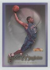 2000-01 Fleer Showcase #109 Jamaal Magloire Charlotte Hornets RC Basketball Card