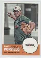 2012 Topps Heritage Minor League Edition #33 Adys Portillo Fort Wayne TinCaps