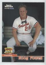 1999 Fleer Sports Illustrated Greats of the Game #26 Boog Powell Baseball Card