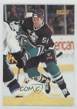 1996 Pinnacle Artist's Proof #223 Sean Pronger Anaheim Ducks (Mighty of Anaheim)