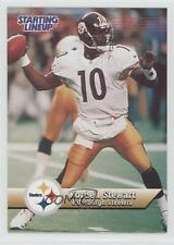 1999 Hasbro Starting Lineup Classic Doubles #10.1 Kordell Stewart Football Card