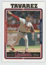 2005 Topps #458 Julian Tavarez St. Louis Cardinals Baseball Card