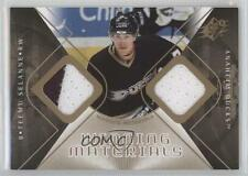 2007 SPx Winning Materials WM-TS Teemu Selanne Anaheim Ducks (Mighty of Anaheim)