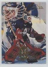 1994-95 Flair #3 Guy Hebert Anaheim Ducks (Mighty of Anaheim) Hockey Card