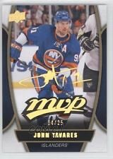2013 Upper Deck MVP Super Script #5 John Tavares New York Islanders Hockey Card