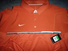 NIKE FOOTBALL COACHES SIDELINE GOLF DRI-FIT POLO SHIRT XL MEN NWT $70 RUN BIG