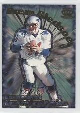 1996 Pacific Crown Collection Card-Supials #24 Drew Bledsoe New England Patriots
