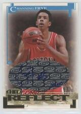 2005-06 SAGE Hit Autographs Gold Reflections RA45 Channing Frye Auto Rookie Card