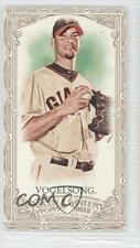 2012 Topps Allen & Ginter's Retail Minis Gold Border #152 Ryan Vogelsong Card