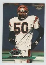 1993 Topps Stadium Club Members Only #419 James Francis Cincinnati Bengals Card