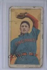 1909 1909-11 T206 Sovereign 350 Forest Green Back #PASK Dode Paskert Rookie Card