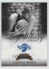 2008 Press Pass Legends Legendary Legacy LL-3 Larry Bird Indiana State Sycamores
