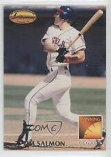 1994 Ted Williams Card Company #161 Tim Salmon Los Angeles Angels Baseball