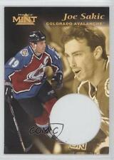 1996-97 Pinnacle Mint 11 Joe Sakic Anaheim Ducks (Mighty of Anaheim) Hockey Card