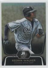 2012 Bowman Platinum Prospects Refractor #BPP37 Keenyn Walker Chicago White Sox